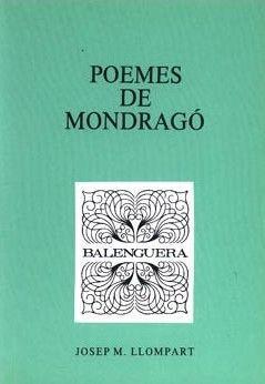 POEMES DE MONDRAGÓ