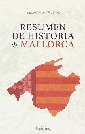 RESUMEN DE HISTORIA DE MALLORCA