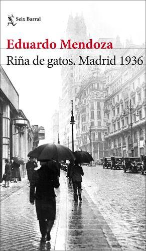 RIÑA DE GATOS. MADRID 1939