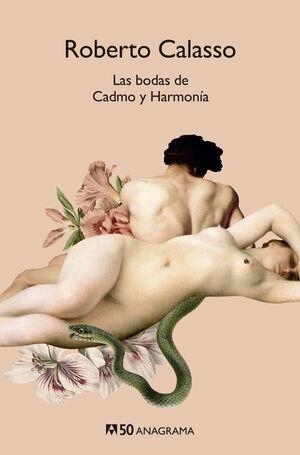 LAS BODAS DE CADMO Y HARMONIA - COMPACTOS 50