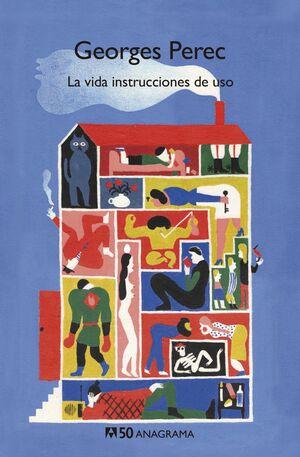 LA VIDA INSTRUCCIONES DE USO- COMPACTOS 50