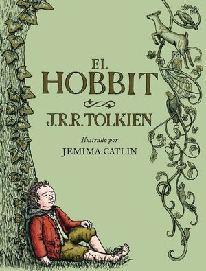 EL HOBBIT. ILUSTRADO POR JEMIMA CATLIN