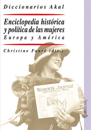 ENCICLOPEDIA HISTÓRICA Y POLÍTICA DE LAS MUJERES
