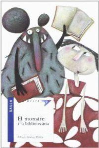 EL MONSTRE I LA BIBLIOTECÀRIA