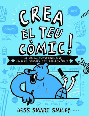 CREA EL TEU COMIC