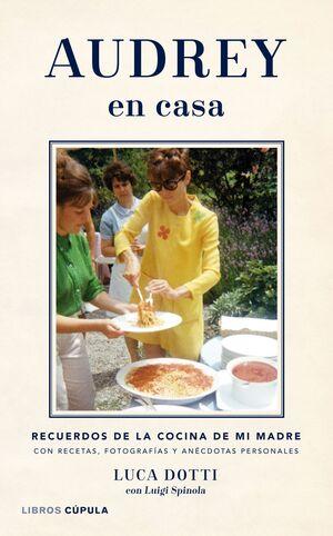 AUDREY EN CASA