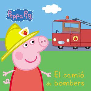 EL CAMIÓ DE BOMBERS (LA PORQUETA PEPA. MANS PETITONES)