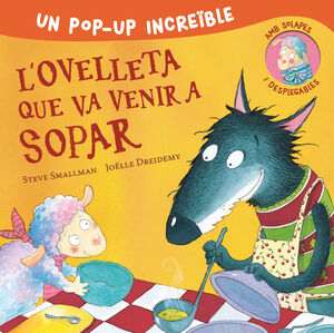 L'OVELLETA QUE VA VENIR A SOPAR (POP-UP)