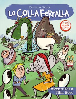AVENTURES A L'ILLA BOSC (LA COLLA FERRALLA 2)