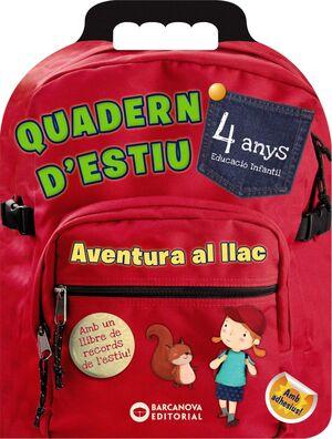 AVENTURA AL LLAC 4 ANYS