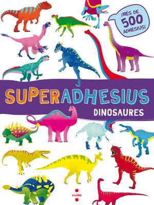 SUPERADHESIUS DINOSAURES