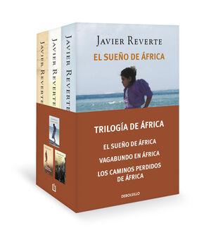 TRILOGÍA DE ÁFRICA (PACK)