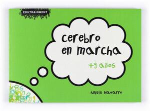 CEREBRO EN MARCHA +9 (Nº2)