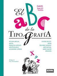 EL ABC DE LA TIPOGRAFIA