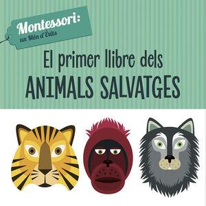 EL PRIMER LLIBRE DELS ANIMALS SALVATGES (VVKIDS)