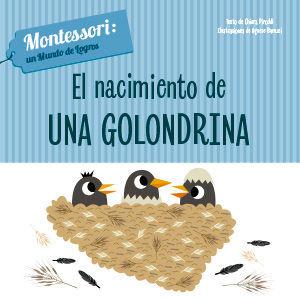 EL NACIMIENTO DE UNA GOLONDRINA (VVKIDS)