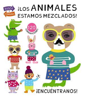ILOS ANIMALES ESTAMOS MEZCLADOS!