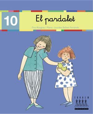 XINO-XANO LECTURA Nº 10 LLETRA LLIGADA. EL PARDALE