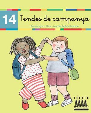 XINO-XANO LECTURA Nº 14 LLETRA LLIGADA. TENDES DE