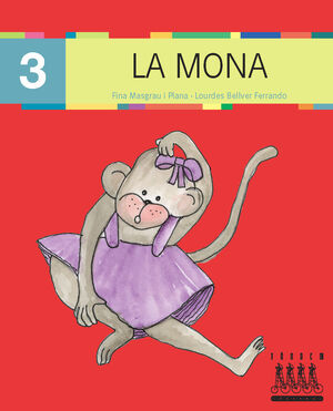 XINO-XANO LECTURA Nº 3 LLETRA PAL. LA MONA