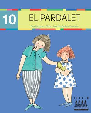 XINO-XANO LECTURA Nº 10 LLETRA PAL. EL PARDALET