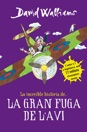 INCREIBLE HIST...LA GRAN FUGA DE L'AVI