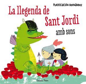 LA LLEGENDA DE SANT JORDI. AMB SONS
