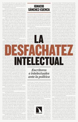 DESFACHATEZ INTELECTUAL,LA 6ªED