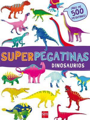 SUPERPEGATINAS DINOSAUIROS