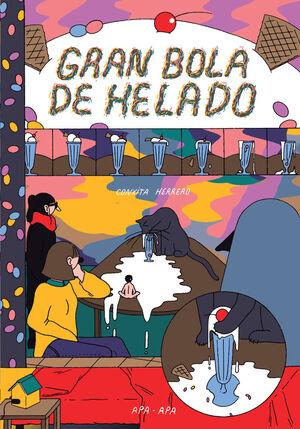 GRAN BOLA DE HELADO