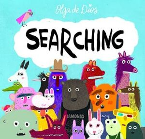 SEARCHING - INGLÉS