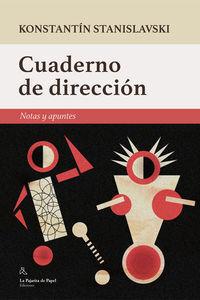 CUADERNO DE DIRECCION