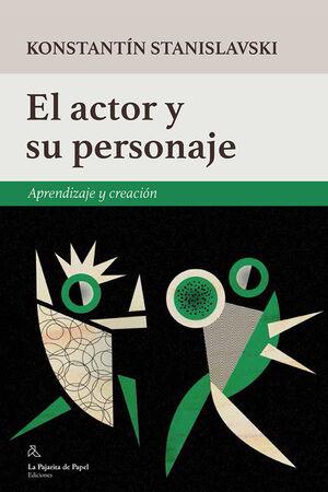ACTOR Y SU PERSONAJE,EL