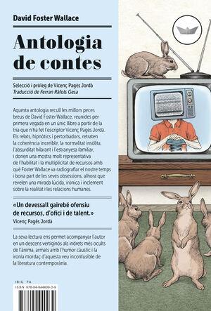 ANTOLOGIA DE CONTES - CAT