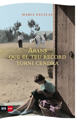 ABANS QUE EL TEU RECORD TORNI CENDRA - CAT