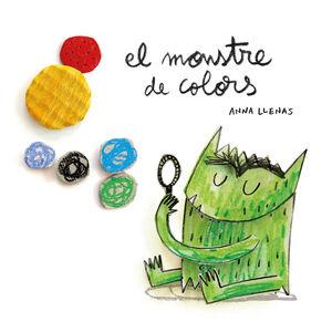 EL MONSTRE DE COLORS (CARTONE)