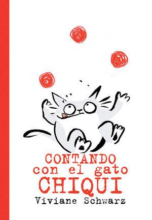 CONTANDO CON EL GATO CHICO