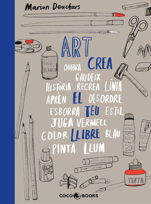 ART, CREA EL TEU LLIBRE