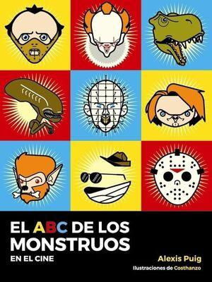WL ABC DE MONSTRUOS EN EL CINE