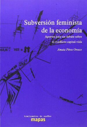 SUBVERSIÓN FEMINISTA DE LA ECONOMÍA
