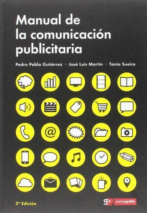 MANUAL DE LA COMUNICACION PUBLICITARIA