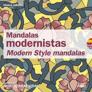 MANDALAS MODERNISTAS. MODERN STYLE MANDALAS