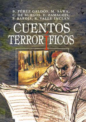 CUENTOS TERRORÍFICOS
