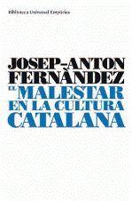 EL MALESTAR EN LA CULTURA CATALANA