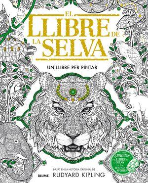 LLIBRE DE LA SELVA (PINTAR)