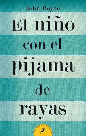 NIÑO CON EL PIJAMA DE RAYAS (BOLSILLO), EL