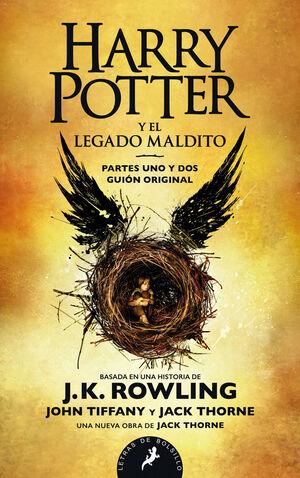 HARRY POTTER Y EL LEGADO MALDITO (S) (LB)