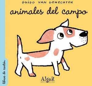ANIMALES DEL CAMPO (LETRA MANUSCRITA)