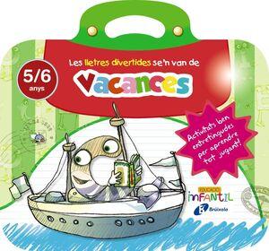 VACANCES LLETRES 5 ANYS