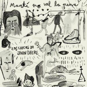 MARTÍ NO VAL LA PENA (CD)